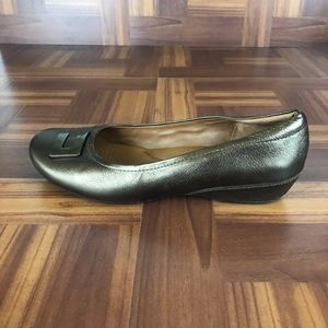 CLARKS ARTISAN CONCERT CHOIR Ballet Flat Shoes